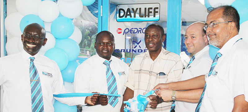 Davis and Shirtliff Launches new Branch in Mtwapa, Kilifi County