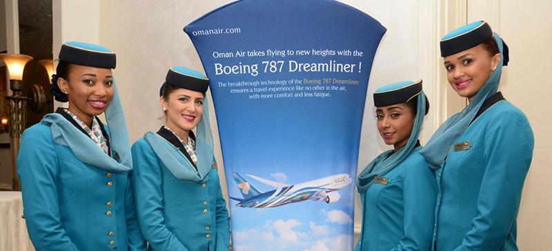 Oman Air launches four flights a week to Nairobi