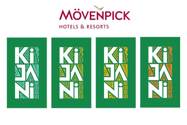 Movenpick Hotel, Nairobi - Bar and Restaurants Names and Logo Concepts
